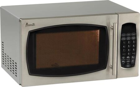 Avanti MO9003SST Countertop Microwave, in Stainless Steel