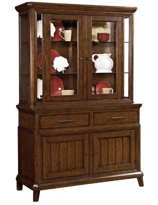 Broyhill 4364565566 Estes Park China Cabinets