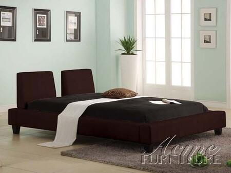 Acme Furniture 12070Q  Queen Size Platform Bed