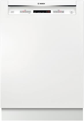 "Bosch SHE53T52UC 24"" Built In Dishwasher"