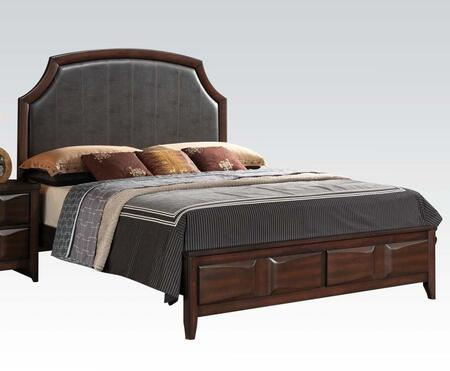 Acme Furniture 24570Q Lancaster Series  Queen Size Panel Bed
