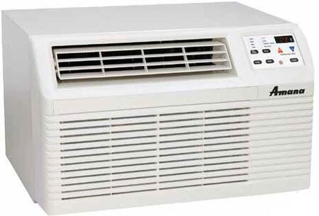 Amana PBH113E35BB Wall Air Conditioner Cooling Area,