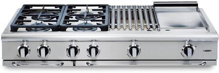 Capital GRT484BGL  Sealed Burner Style Cooktop