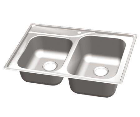 Wells GLT332279 Kitchen Sink