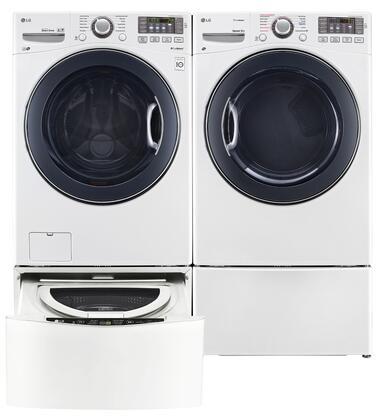 LG LG4PCFL27G2PEDWKIT9 Washer and Dryer Combos