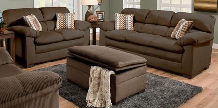Simmons Upholstery 36850302095LAKEWOODCAPPUCCINO Lakewood Li