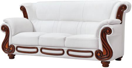 Glory Furniture G827S  Stationary Faux Leather Sofa