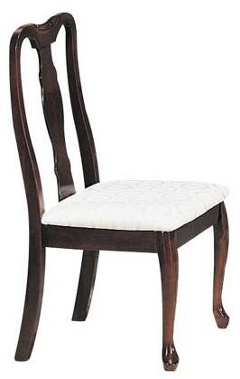 Acme Furniture 02627 Queen Ann Side Chairs (Set of Two)