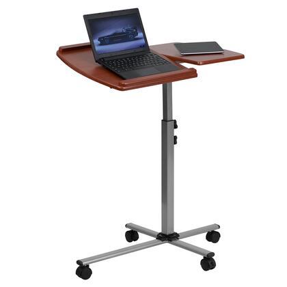 Flash Furniture NANJN2762GG Computer  Metal Desk
