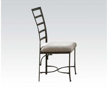 Acme Furniture Val Collection 7009SC Set of 2 Side Chairs