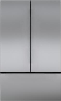 "Sub-Zero 702715 3 Panel Set for 42"" Over-and-Under with French Door in"