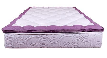 Enso SPLENDORKKMAT Splendor Series King Size Pillow Top Mattress