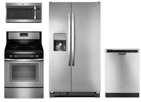 Whirlpool 724203 Kitchen Appliance Packages