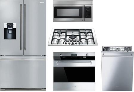 Smeg 798779 Kitchen Appliance Packages