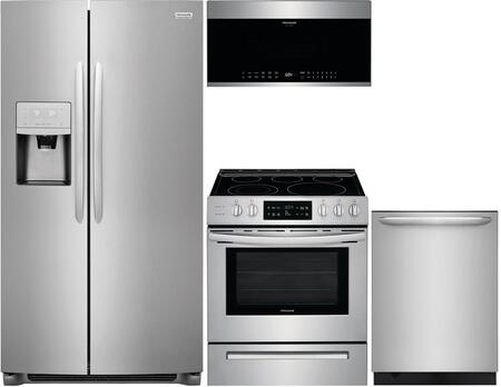 Frigidaire 861091 Gallery Kitchen Appliance Packages
