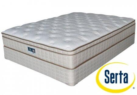 Serta ET540466SETTXL Grandbury Twin Extra Long Mattress Sets