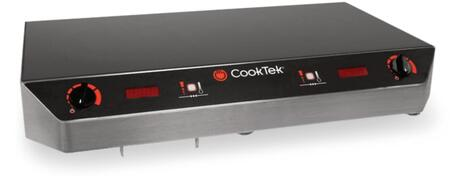 CookTek Side by Side Oriented Cooktop