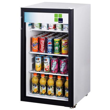"Turbo Air TGM5R 18.87"" Freestanding Refrigerator"