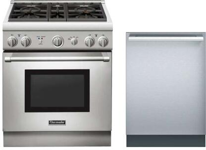 Thermador 737217 PRO Harmony Kitchen Appliance Packages