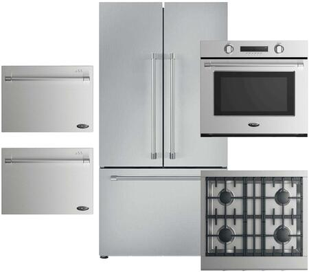 DCS 735890 Kitchen Appliance Packages