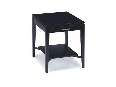 Magnussen T144503 Studio 1 Series Transitional Rectangular End Table