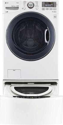 LG LG2PCFL271PEDWKIT3 Washer and Dryer Combos
