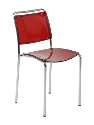 Euro Style 81009 Stefie Series  Dining Room Chair