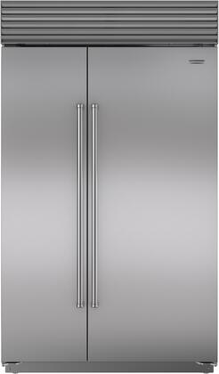 Sub Zero Bi48ssph Classic Series 48 Inch Built In Counter