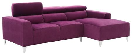 Glory Furniture G192SCH  Stationary Suede Sofa