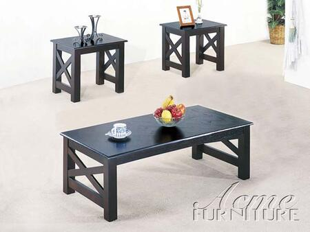 Acme Furniture 06176 Traditional Living Room Table Set