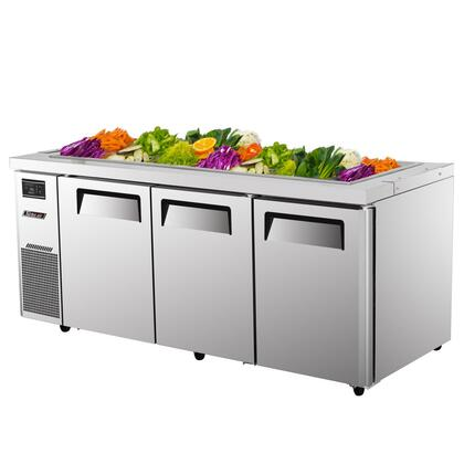 "Turbo Air JBT72 70.87"" Freestanding Cold Food Table"