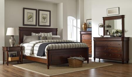 Broyhill 4906CKPB2NTCDM Aryell California King Bedroom Sets