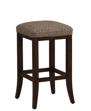 American Heritage 111138 Residential Seagrass Upholstered Bar Stool