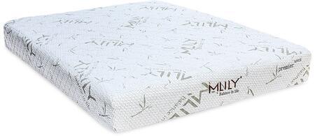 MLily PREMIERHYBRID9CK Premier Hybrid Series California King Size Memory Foam Top Mattress