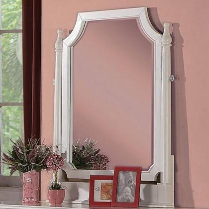 Coaster 400484 Daisy Series Rectangular Portrait Dresser Mirror