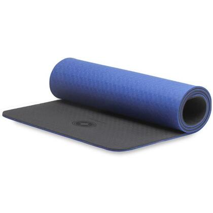 MERRITHEW ST0208 Eco-Deluxe Pilates Mat with Strap