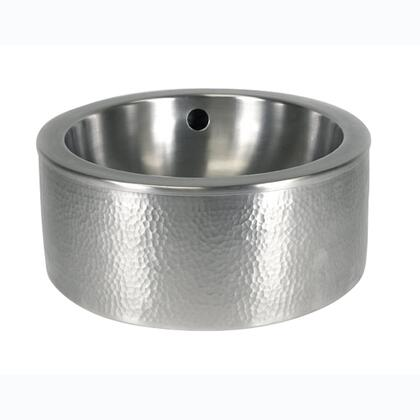 Pewter Vessel Front View