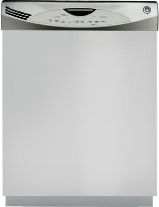 "GE GDWF160VSS 24"" Built-In Full Console Dishwasher with in Stainless Steel"