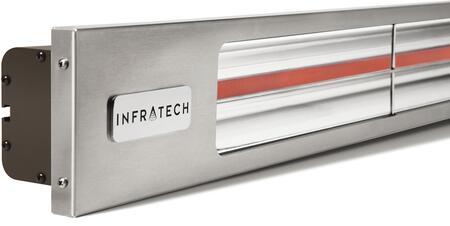 "Infratech SL1612 Infratech Slim Line 30"" Single Element Heater with 1600 Watts Quartz Heater"