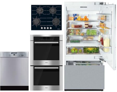 Miele 810550 Kitchen Appliance Packages