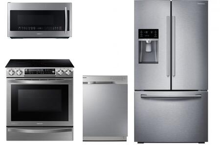 Samsung 728828 Chef Kitchen Appliance Packages