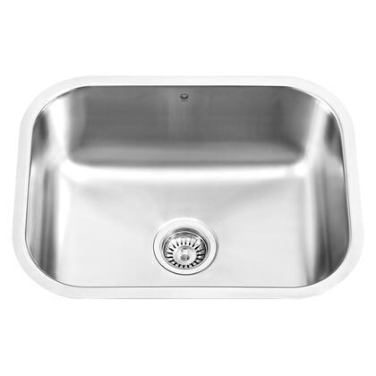 Vigo VG2318 Stainless Steel Kitchen Sink