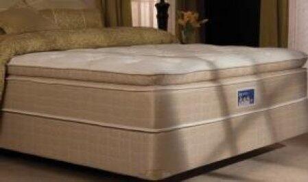 Serta SPT543963K Malta Series King Size Pillow Top Mattress
