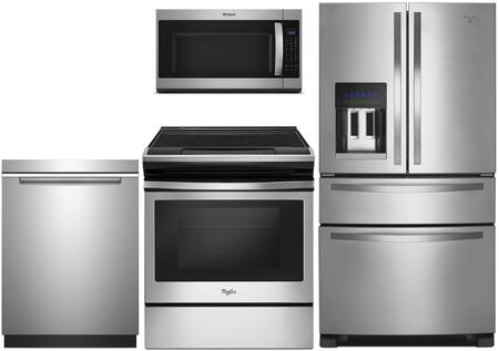 Whirlpool 767505 Kitchen Appliance Packages