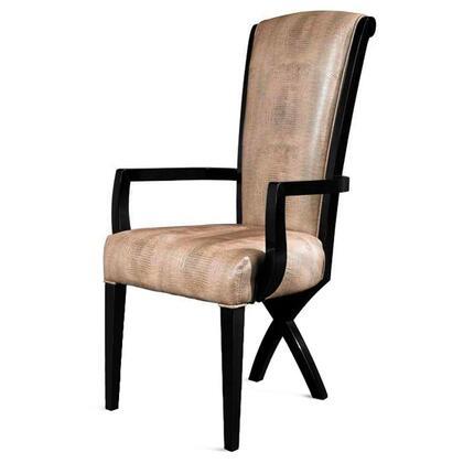 VIG Furniture VGUNAC019 Armani Xavira Series Modern Leather Wood Frame Dining Room Chair
