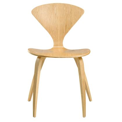 Fine Mod Imports FMI1206 Molded plywood Side Chair: