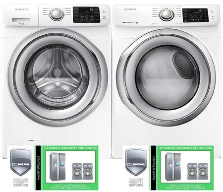 Samsung Appliance 656362 5200 Washer and Dryer Combos