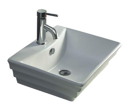 Wells CTA19177W Bath Sink