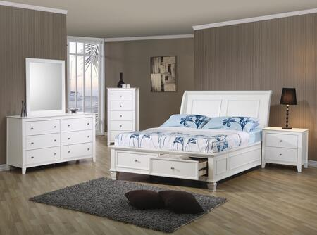 Coaster 400239FSET5 Full Size Bedroom Sets