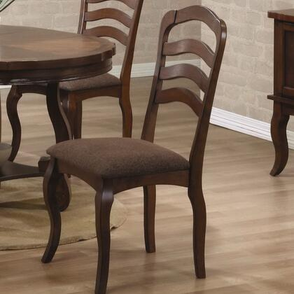 Coaster 102142 Marcus Series Casual Wood Frame Dining Room Chair